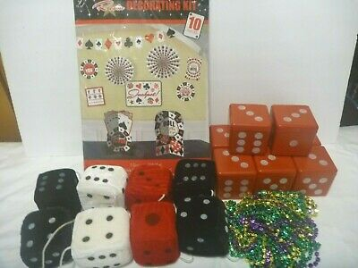$20 • Buy Casino Las Vegas Party Decoration Set