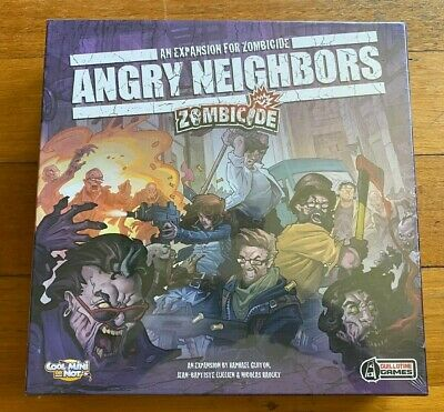 AU89.99 • Buy Zombicide: Angry Neighbors Board Game - AU