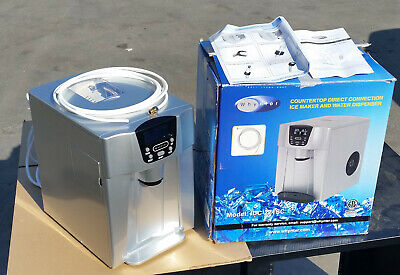 $99.99 • Buy Whynter IDC-221SC Countertop Direct Connection Ice Maker And Water Dispenser