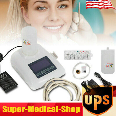 $174.41 • Buy Dental LCD Piezo Ultrasonic Scaler Scaling Teeth Cleaner Scaler+2Bottlle Fit EMS