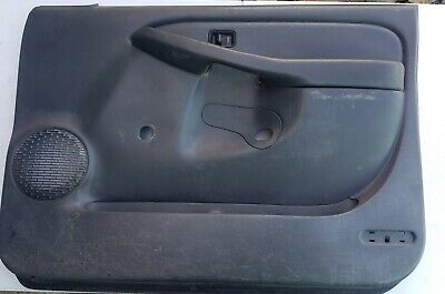 $179.99 • Buy For 99-06 CHEVY SILVERADO 2500 PASSENGER FRONT DOOR TRIM PANEL MANUAL DK Pewter