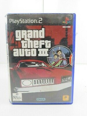 AU9.99 • Buy Grand Theft Auto 3 Complete - No Map