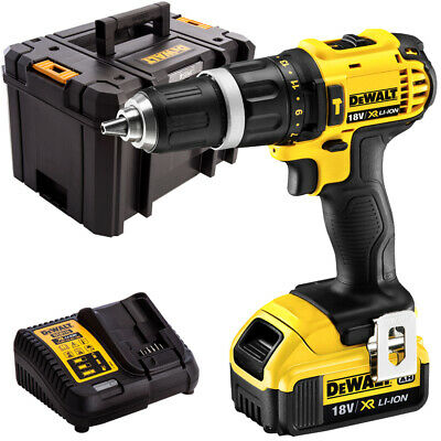 DeWalt DCD785N 18V Li-ion Combi Drill With 1 X 5.0Ah Battery & Charger In Case • 169£