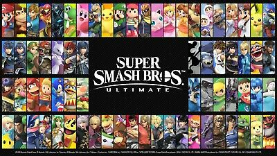 AU10 • Buy Super Smash Bros Ultimate Amiibo Cards