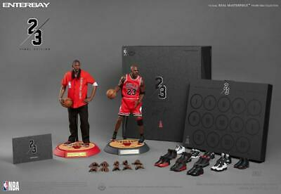 $899.99 • Buy Michael Jordan 1/6 Real Masterpiece Enterbay Figures Final Le Away Version Uda