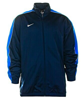 Nike Mens Tracksuit Jacket Poly Training Track Top Navy Blue XXL,2XL New Sealed • 21.90£