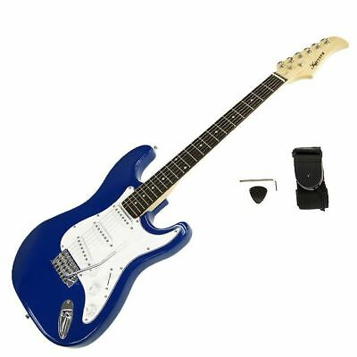 AU111.95 • Buy 39  Classic Electric Guitar Wooden String Classical Music Instrument Full Size