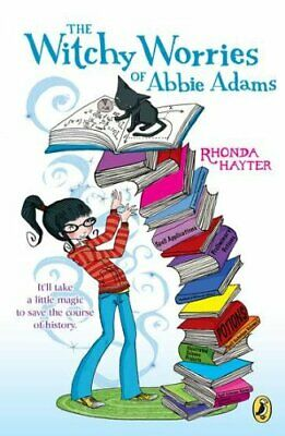$ CDN15.84 • Buy WITCHY WORRIES OF ABBIE ADAMS By Rhonda Hayter **Mint Condition**