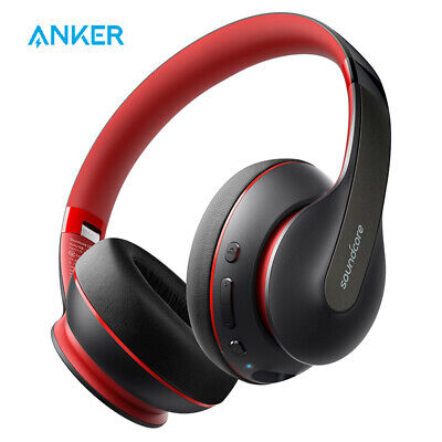 AU59.20 • Buy Anker Soundcore Life Q10 Wireless Bluetooth Headphones 60-Hour Playtime