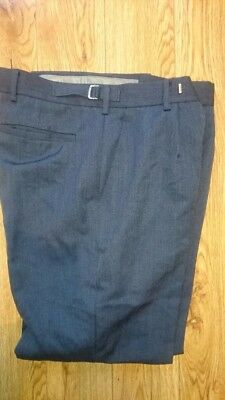 £6 • Buy MENS/CADETS RAF ROYAL AIR FORCE No2 DRESS TROUSERS Size 35.2