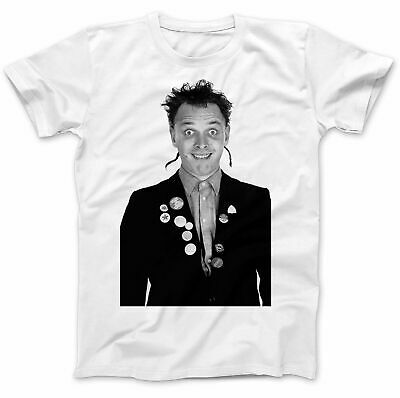 Rik Mayall Young Ones T-SHIRT Funny BBC Comedy 100% Retro Gift White S- 3xl  Uk • 5.99£