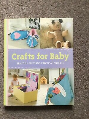 Crafts For Baby Book: Beautiful Gifts To Make • 0.99£