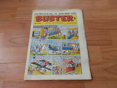 BUSTER COMIC: 20th DECEMBER 1969..:IPC MAGAZINES LTD: LOVELY CONDITION • 0.99£