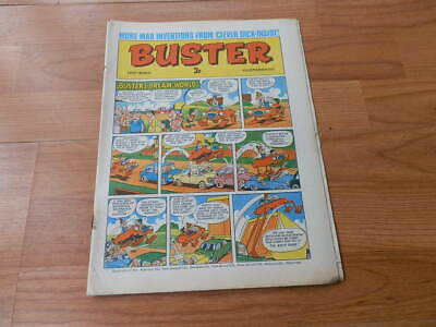 BUSTER COMIC: 4th SEPTEMBER 1971..:IPC MAGAZINES LTD: LOVELY CONDITION • 0.99£