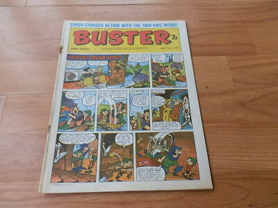 BUSTER COMIC: 11th JULY 1970..:IPC MAGAZINES LTD: LOVELY CONDITION • 0.99£