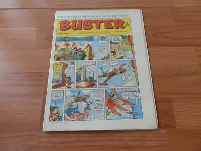 BUSTER COMIC: 20th JUNE 1970..:IPC MAGAZINES LTD: LOVELY CONDITION • 0.99£