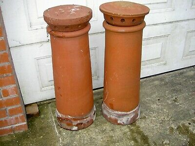 Chimney Pots With Cowels • 80£