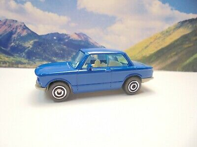$1.45 • Buy 69 BMW 2002   2020 Matchbox MBX Highway Series    Blue