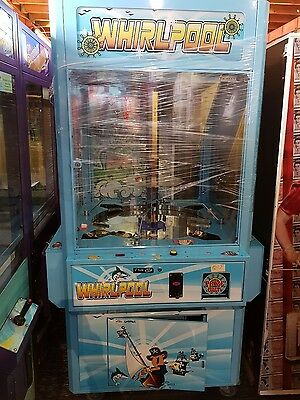Coin Operated 4 Player Whirlpool Arcade Machine  • 1,000£
