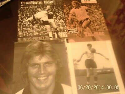 £4.99 • Buy Fulham Football Picture Collection Colour & B+W George Best Rod Marsh & Moore