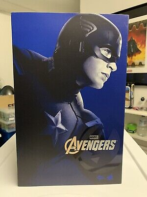 AU499 • Buy Hot Toys Avengers Captain America & Chitauri Foot Soldier