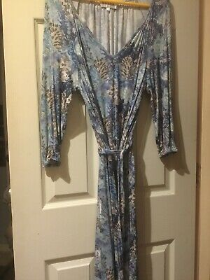 Brora Womens Dress 3/4 Sleeves Worn Once Size 12 40 • 6.99£