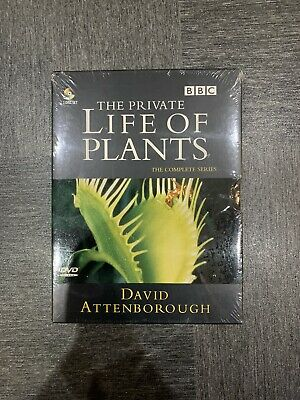 The Private Life Of Plants (DVD, 2003, 2-Disc Set) • 8£