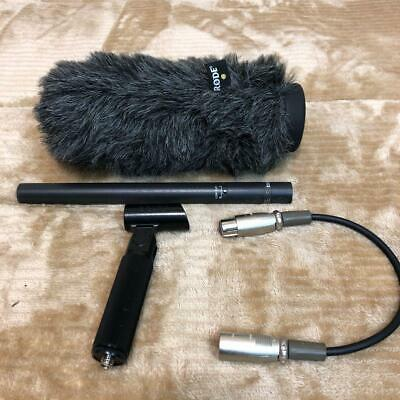 Sony ECM-678 Shotgun Type Wired Microphone MIC For PMW-EX1 TESTED Working F/S • 302.50£