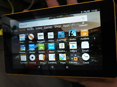 AU75 • Buy Amazon Kindle 7th Gen Tablet