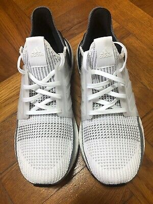 AU140 • Buy Adidas Ultra Boost 19 Women's White And Grey New Size 10 US