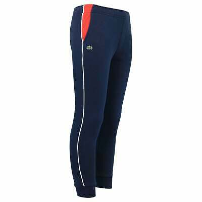 LACOSTE KIDS TRACK SUIT BOTTOMS/SWEATPANTS 3/10/12 YEARS Rrp:-£60 • 24.99£