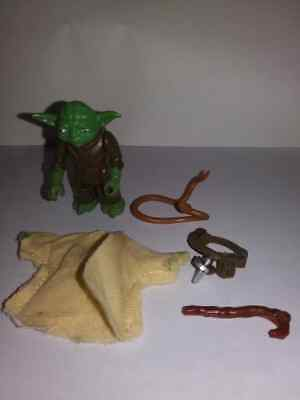 $ CDN391.07 • Buy Vintage Star Wars 1980s Complete  Lili Ledy Yoda With Ledy Accessories!