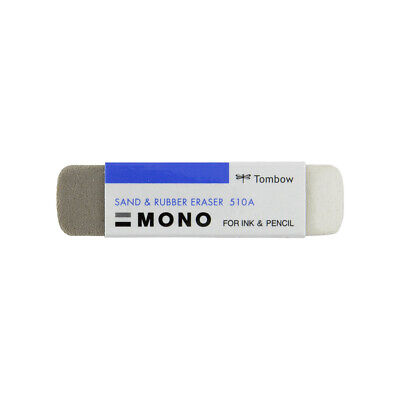 £2.99 • Buy *UK Dispatch*  Tombow MONO Sand And Rubber Eraser For Ink ES-510A