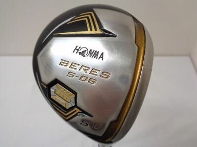 $ CDN298.90 • Buy HONMA Fairway Wood BERES S-06(JP MODEL) 5W 3S ARMRQX 47