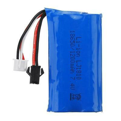 AU29.95 • Buy Rechargeable 18650 7.4V 1200mAh Lithium-ion Battery