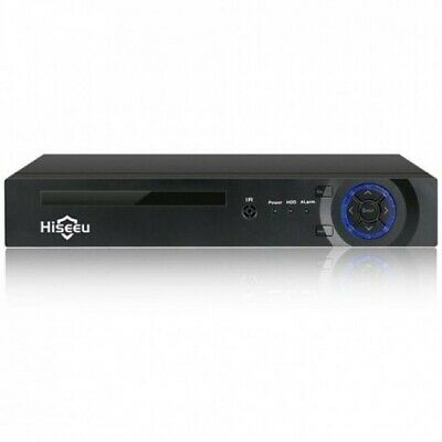 AU229.95 • Buy Hiseeu 8CH Channel H.265 1080P DVR PoE Video Recorder For Security CCTV Camera