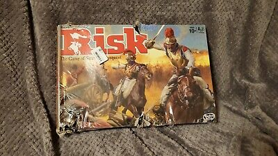 $12 • Buy Hasbro Gaming B7404 Risk Board Game- NEW- SEE DESCRIPTION BEFORE BUYING!!