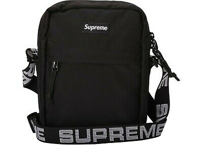$ CDN380.08 • Buy Supreme SS18 Shoulder Bag - Black 100% Authentic