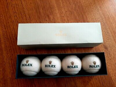 AU300 • Buy Vintage Rolex Tennis Balls Plus Box