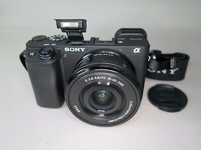 View Details SONY A6400 24.2MP MIRRORLESS 4K DIGITAL CAMERA *low 1176 Shutter Count* FAST P&P • 699.99£