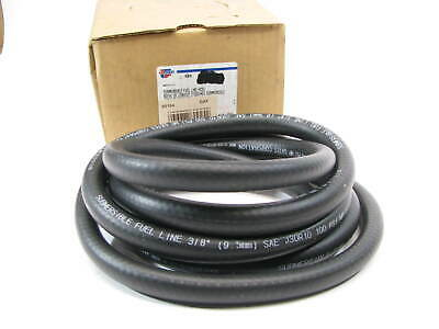 $139.99 • Buy Carquest 27081-10FT Fuel Injection Line Hose 3/8  ID SAE J30R10 100PSI 10' Long