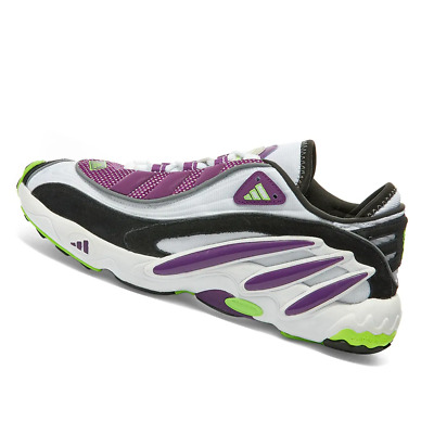 AU157.95 • Buy ADIDAS MENS Shoes FYW 98 - White, Purple & Green - EG5196