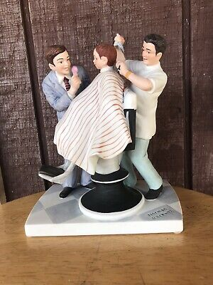 $ CDN65.76 • Buy Norman Rockwell Figurines Lot