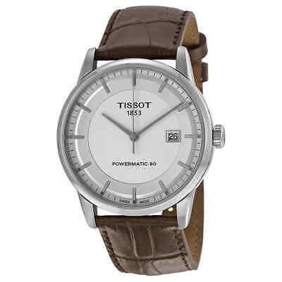 $ CDN357.72 • Buy Tissot Luxury Powermatic 80 Automatic Men's Watch T0864071603100