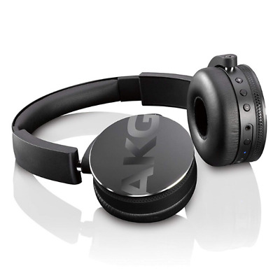 View Details Akg Y50bt On-ear Closed Back Bluetooth Wireless Headphones W/ Cable - Y50btblk • 89.95£