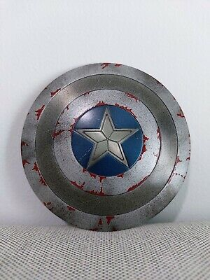 $ CDN121.66 • Buy 1/6 Hot Toys MMS243 Captain America The Winter Soldier Steve Rogers Shield