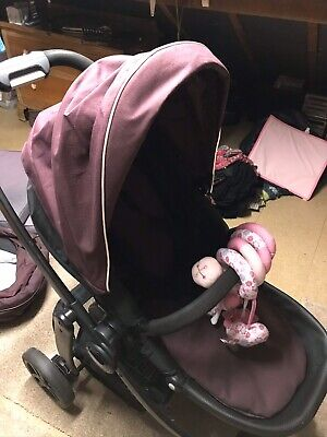 Graco Travel System - Pram, Pushchair, Car Seat And Accessories • 18£