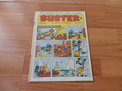 BUSTER COMIC: 18th JULY 1970..:IPC MAGAZINES LTD: LOVELY CONDITION • 1.99£