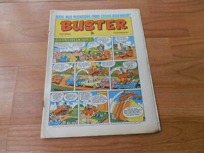 BUSTER COMIC: 4th SEPTEMBER 1971..:IPC MAGAZINES LTD: LOVELY CONDITION • 1.99£