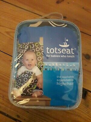 Totseat Turn Any Seat Into A Highchair • 1.40£